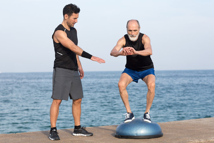 Exercise Great For Health And Aging